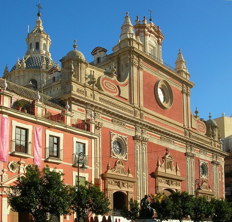 Église du Divin Sauveur à Séville : Splendeur baroque ! [Centre]