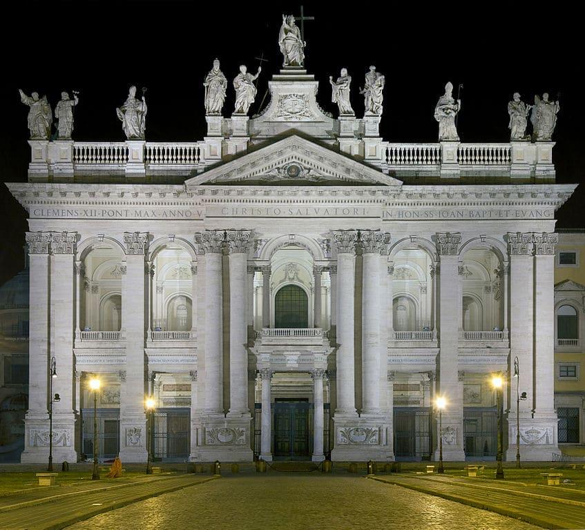 Basilique Saint Jean Latran à Rome : La mère des églises [Esquilino]
