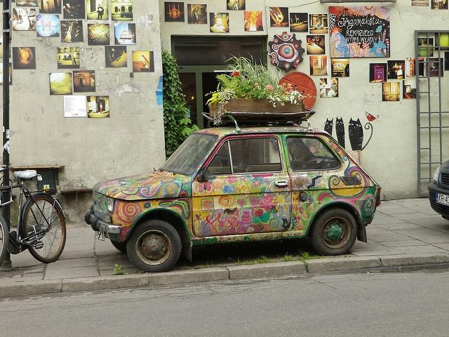 Location de voiture à Cracovie et conseils de conduite