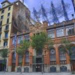 Musée Tapies, art contemporain à Barcelone [Eixample]