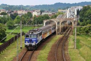 Venir en train à Cracovie depuis Paris, Prague, Berlin