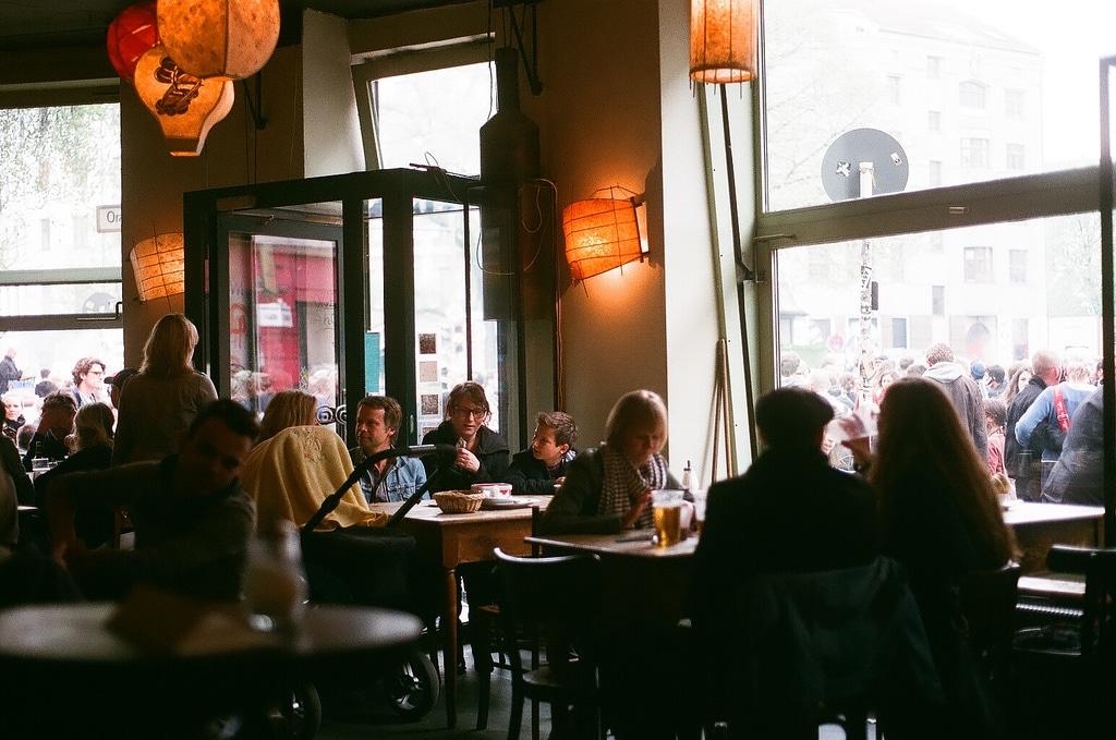 Bateau ivre, bar romantique et sympa à Berlin [Kreuzberg]