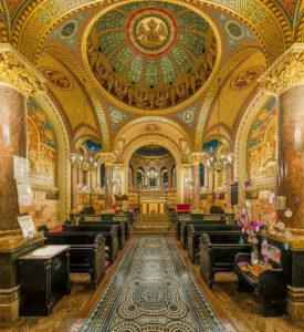 5 églises hors des sentiers battus à Londres