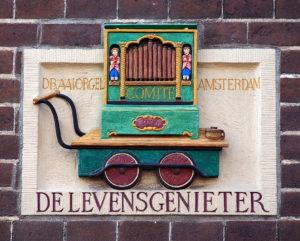 Gevelsteen (ou pierre de façade), les adresses old school d'Amsterdam