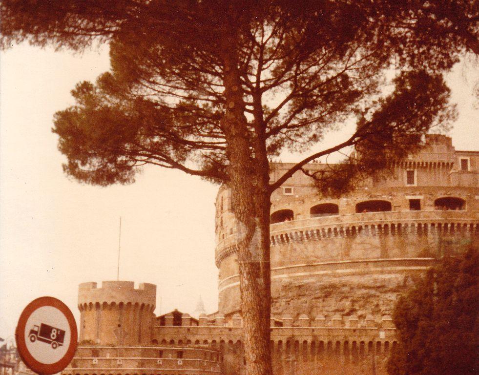 Chateau Saint Ange à Rome : Triptyque mausolée, prison, musée [Vatican]