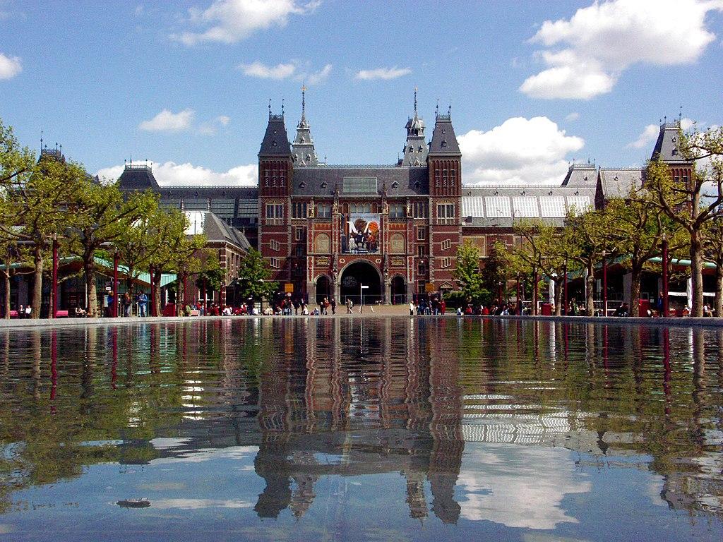 Rijksmuseum, Musée de peinture flamande à Amsterdam [Quartier des musées]
