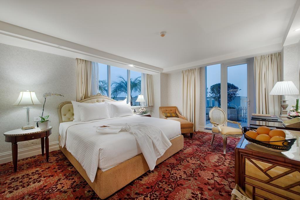 Elégance et décontraction au Apricot Hotel à Hanoi.