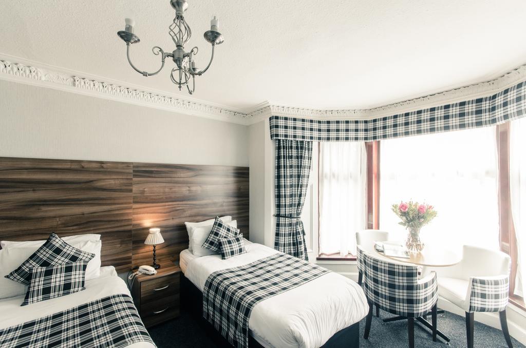7 Hôtels pas cher a Glasgow à partir de 60 euros