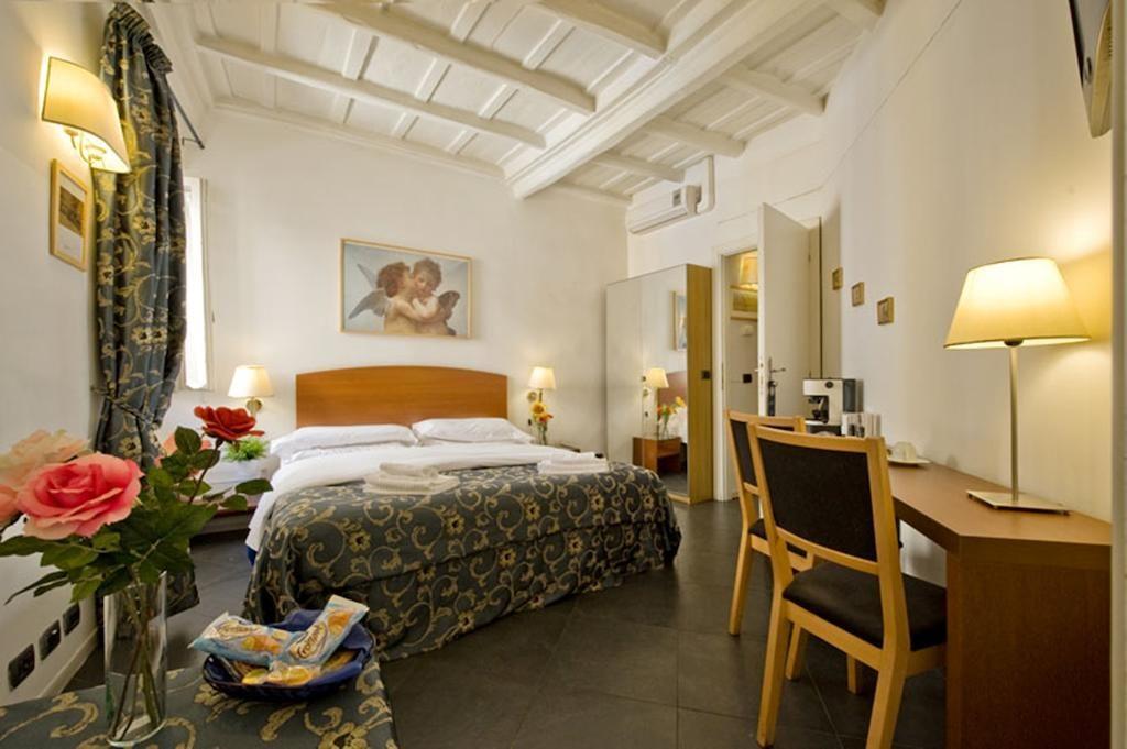 Hotel pas cher à Rome : B&B Ventisei Scalini A Trastevere.