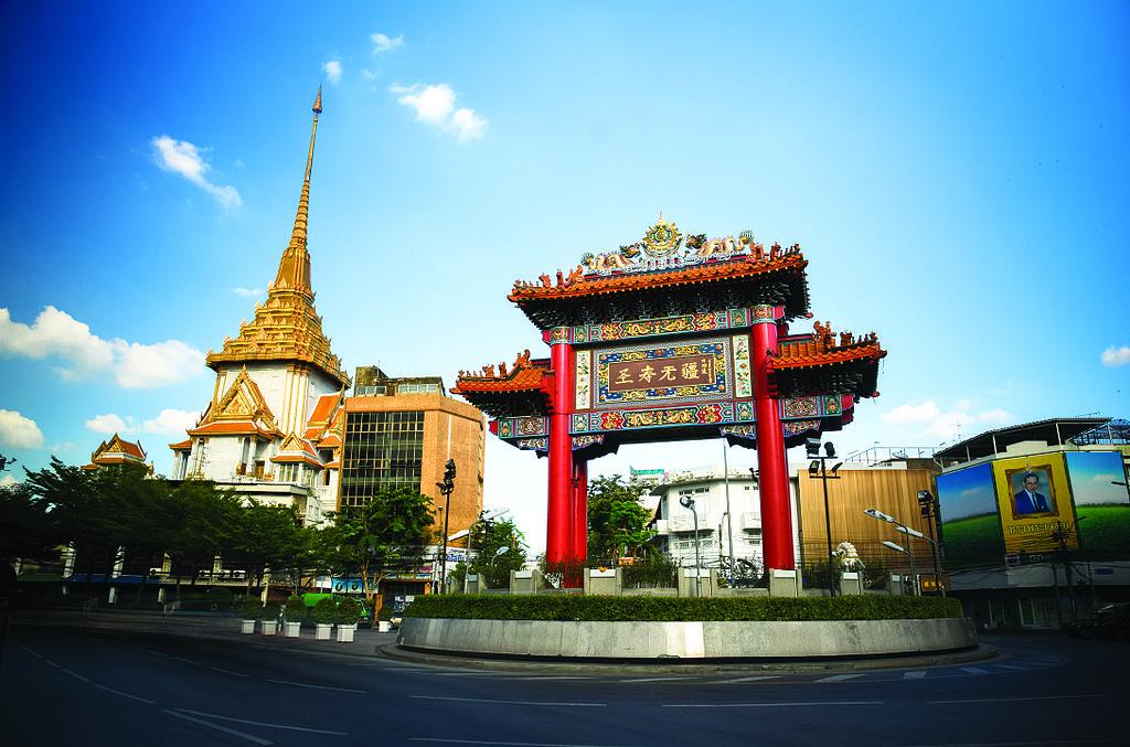 Samphanthawong, le Chinatown de Bangkok