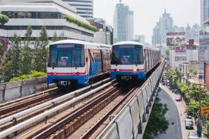Metro à Bangkok, skytrain et bateau : Plan, tarifs et conseils