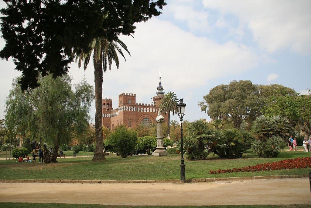 Parc de la Ciutadella dans le quartier de la Ribera à Barcelone - Photo d'Eleleku