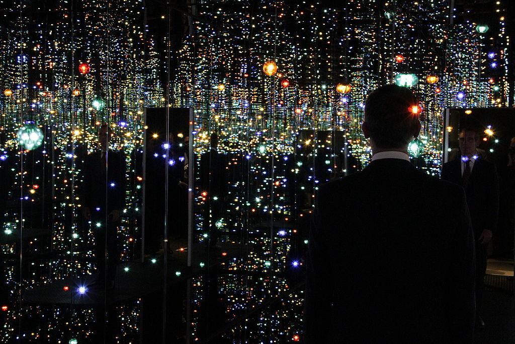 A l'ouverture du musée d'art contemporain Broad Museum à Los Angeles - Photo d'Eric Garcetti