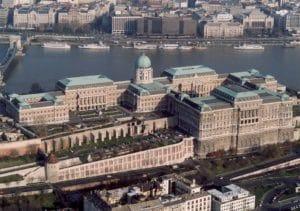 Palais de Budavar : Le Château de Budapest et ses musées [Buda]