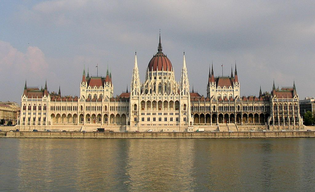 Parlement de Hongrie à Budapest - Photo de Dirk Beyer