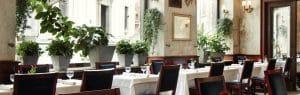 Brasserie olympique, adresse élégante et cuisine française à Cracovie [Vieille ville]