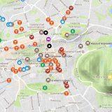 Carte détaillée d'Edimbourg