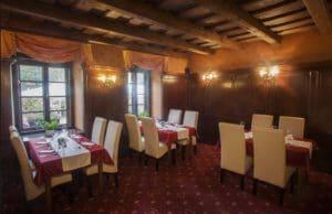 U Zlaté Hrušky, restaurant traditionnel à Prague [Hradcany]
