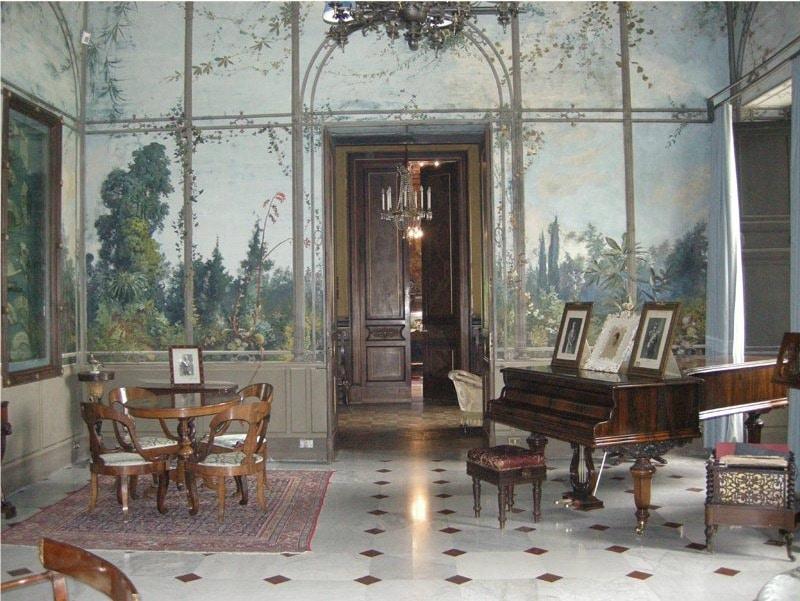 Villa Malfitano à Palerme