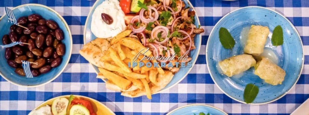 Cuisine du monde à Rome : Bienvenue dans le restaurant grec Ippokrates