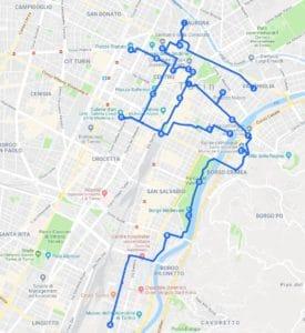 Itinéraires à Turin pour un week-end de 2, 3 jours