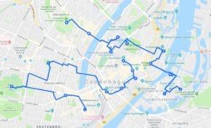 Itinéraires à Copenhague pour un week-end chouette