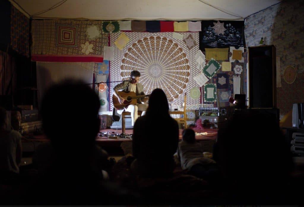 Concerts au bar culturel Crew Hassan à Lisbonne.