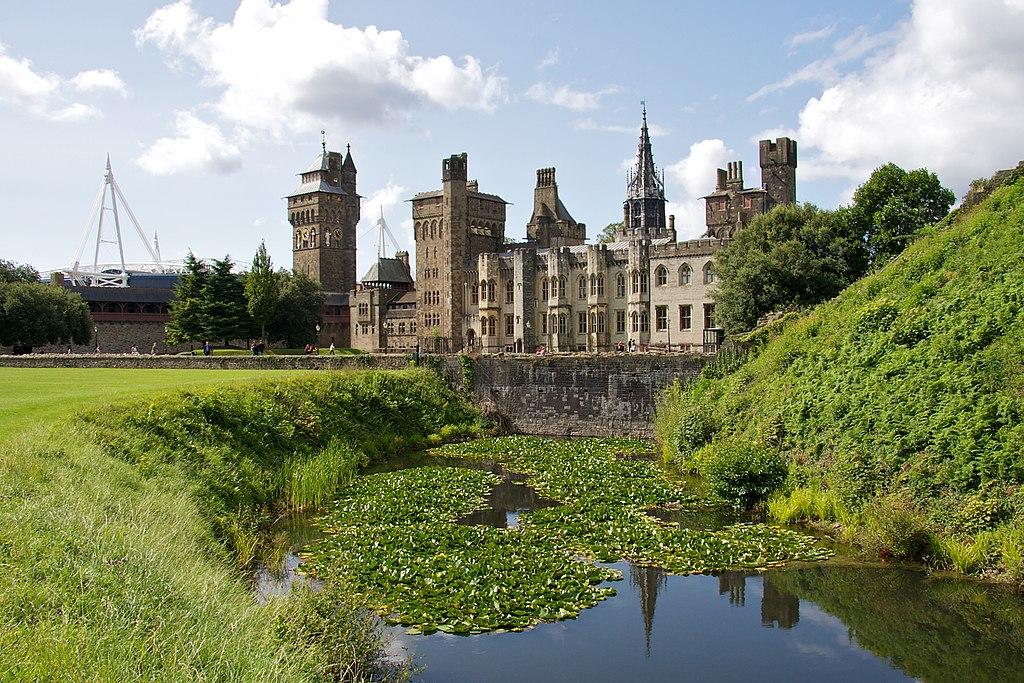 Chateau de Cardiff - Photo de Mario Sánchez Prada