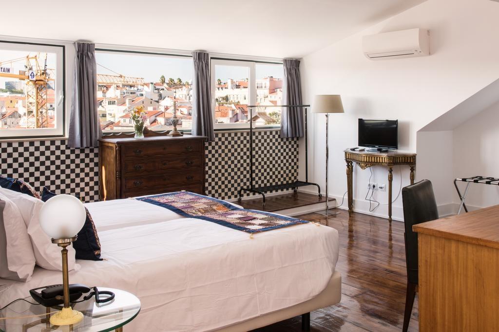 Bel hôtel dans un quartier charmant : Casa do Jasmim by Shiadu à Lisbonne.