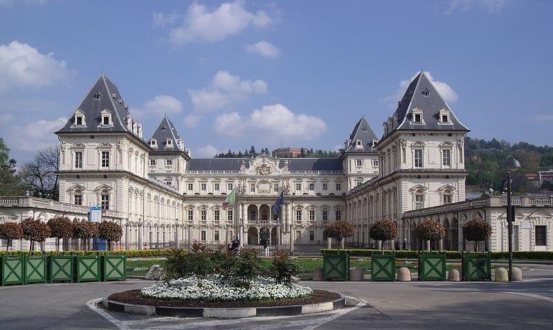 Chateau de Valentino à Turin - Photo de Peter Broster