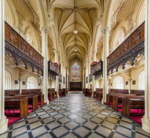 Chateau de Dublin : Un palais et sa superbe chapelle [Centre historique]