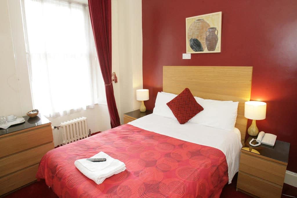 Hotel pas cher à Glasgow : Le Clifton Hotel.