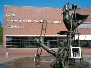 Musée d'art moderne Cobra à Amsterdam : Surréalisme / Expressionisme [Amstelveen]