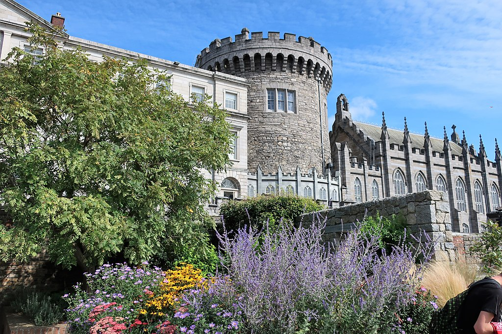 Record Tower au Chateau de Dublin - Photo de Bärwinkel Klaus