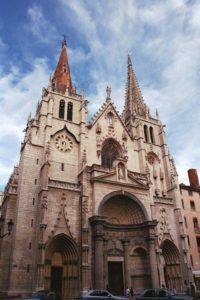 Eglise Saint Nizier à Lyon : Chef d'oeuvre gothique [Presqu'ile]