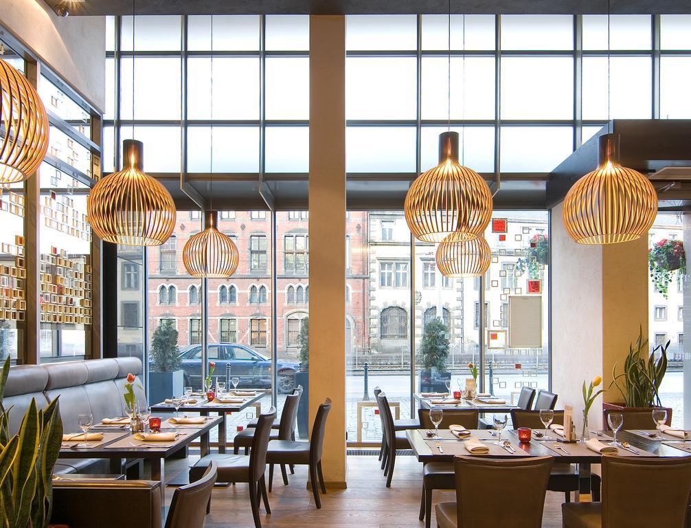 Europeum Hotel Wroclaw : Un des coups de coeur. Moderne, beau et central.