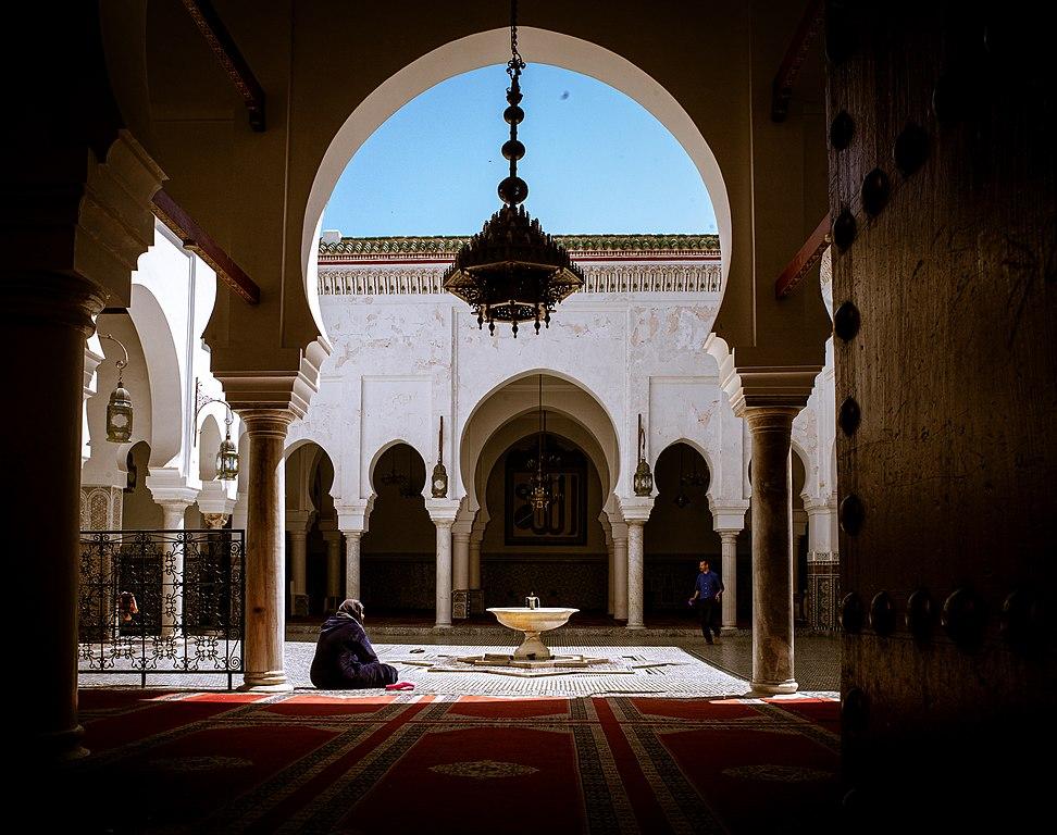 Mausolée Moulay Idriss II dans la Médina de Fès - Photo de Paolo Gamba