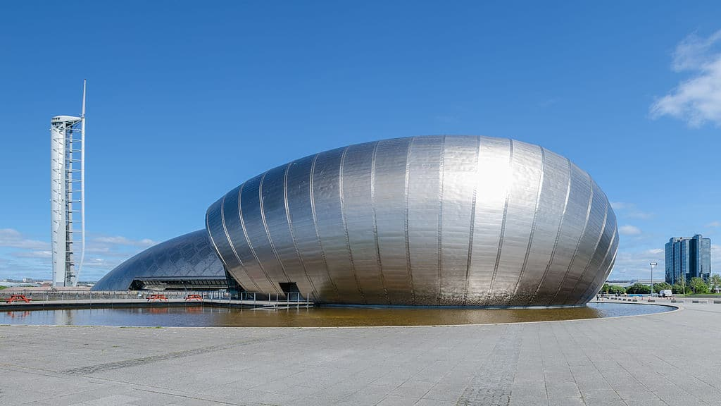 Glasgow science center, un musée des sciences [Southside]