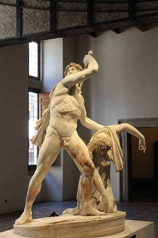 Musée National Romain : Suicide du Galate au Palais Altemps à Rome - Photo de Miguel Hermoso Cuesta