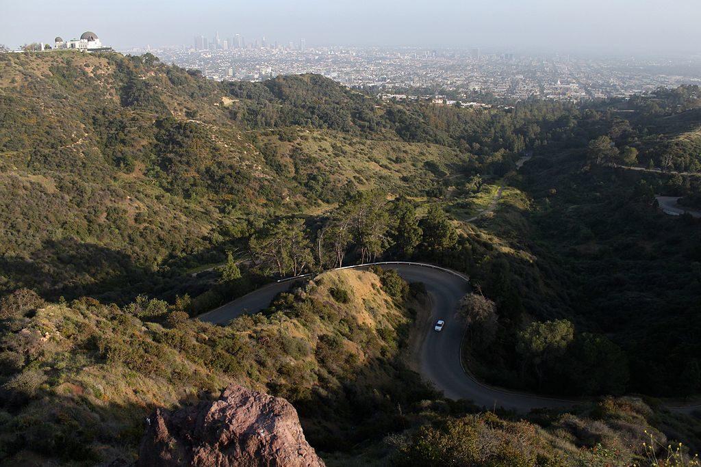 Griffith park à Los Angeles près du Bronson Canyon - Photo d'Eli Duke