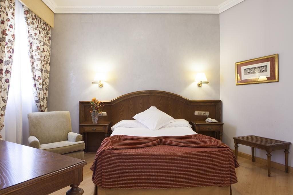 Hotel Cervantes à Séville, un hébergement pas cher et agréable.
