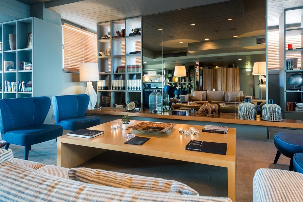 Hotel Dom Henrique - Downtown : Un hôtel moderne et abordable de Porto.