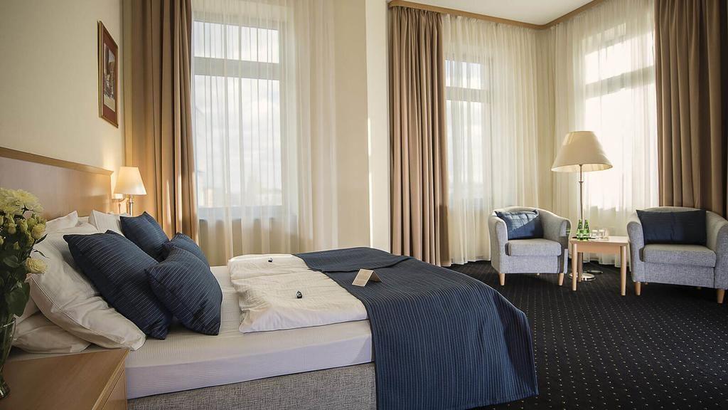 Agréable et bien situé : l'Hotel Sofia à Wroclaw.