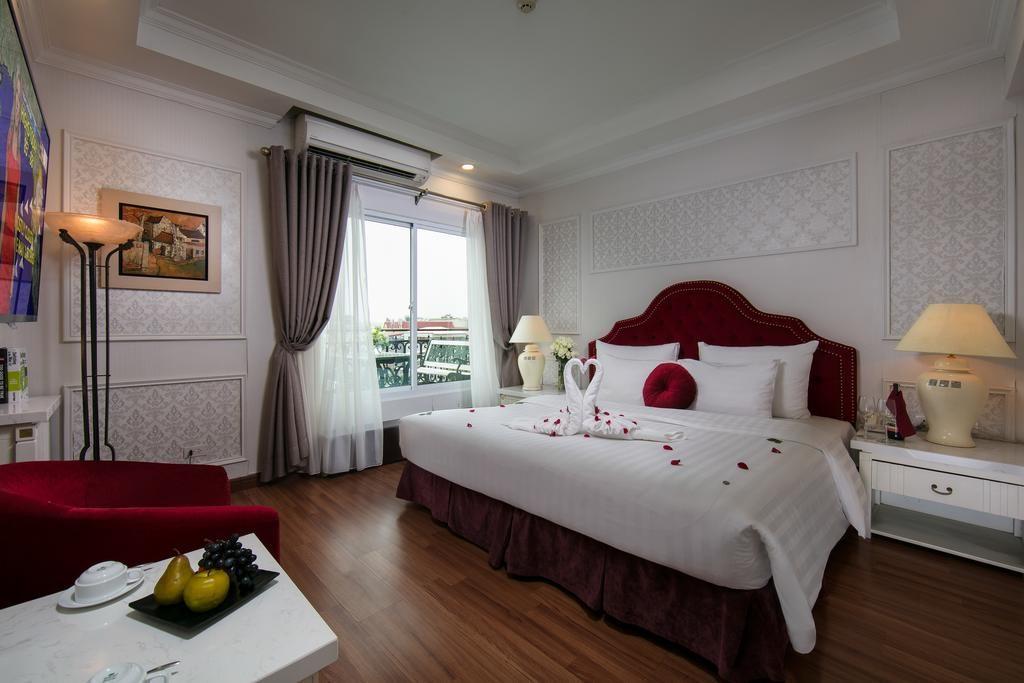Tranquillité et confort à l' Heritage Hotel à Hanoi.