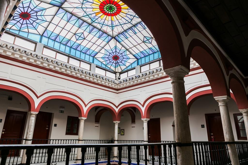 Hôtel à Séville : Las Casas de los Mercaderes agréable et charmant.