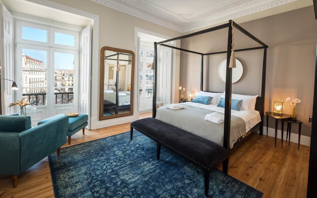 Hotel de charme design : Le Consulat à Lisbonne.