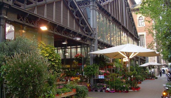 Les meilleurs marchés couverts de Barcelone