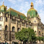 Musée d'art decoratif à Budapest : En rénovation ! [Ferencváros]