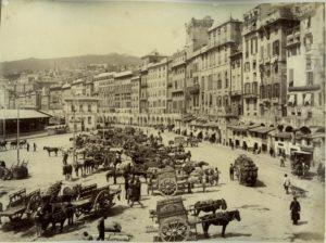 Images anciennes de Gênes : Voyage dans le temps avec Alfred Noack