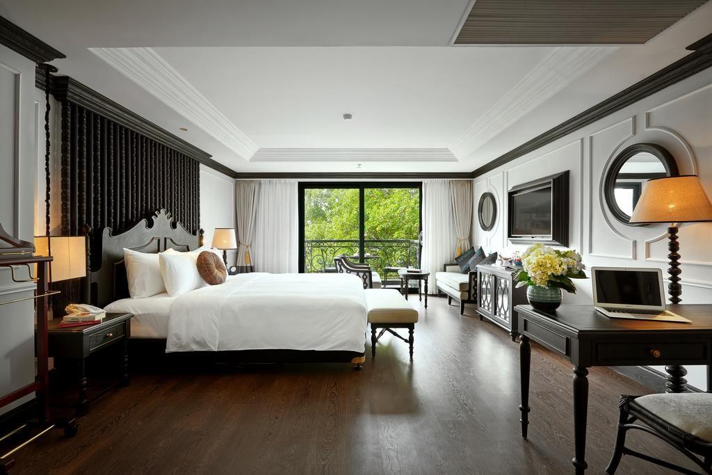 Superbe chambre au O'Gallery Majestic Hotel & Spa à Hanoi.